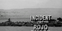 Incident at Rojo Canyon
