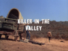 Killer in the Valley