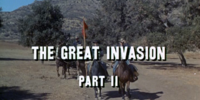 The Great Invasion: Part 2