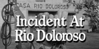 Incident at Rio Doloroso
