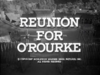 Reunion for O'Rourke