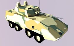 M25A1 LAV