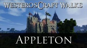 WesterosCraft Walks Appleton