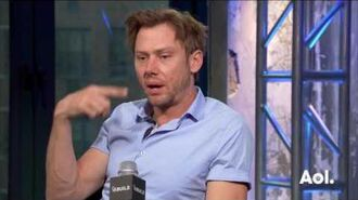 """Jimmi Simpson Discusses HBO's Drama Series """"Westworld"""" BUILD Series"""