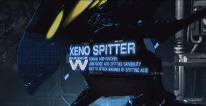 Xeno Spitter