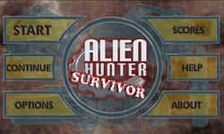 Alien Hunter Survivor