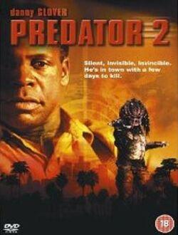 Predator-2-Dvd