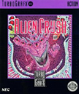 Alien Crush Coverart