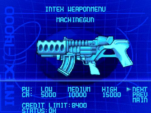 Machine Gun IPC