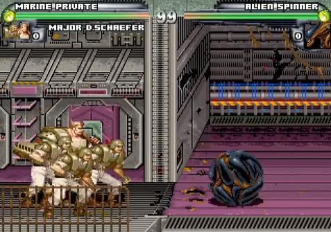 Alien v Predator Mugen 4