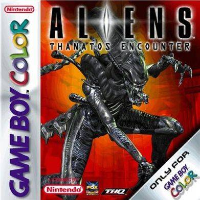 Aliens Thanatos Encounter