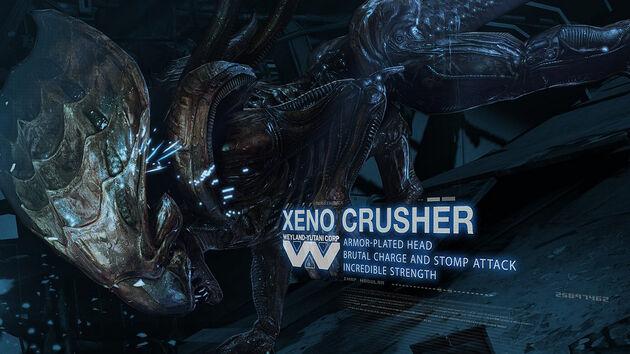 Xeno Crusher