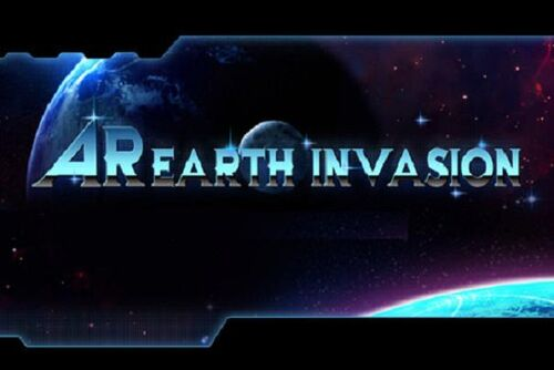 AR Earth Invasion