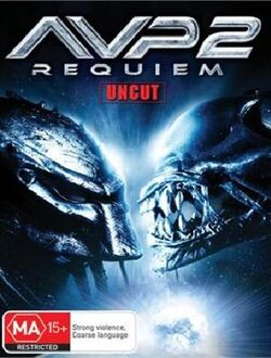 Aliens vs. Predator Requiem (Uncut)
