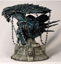 Captive Alien Queen Bust - Alien vs Predator