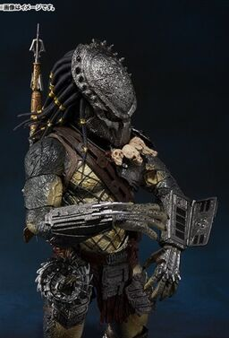 Bandai action figures Predator