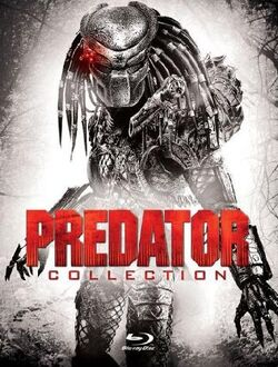 Predator Collection Blu-ray