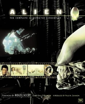 Alien-The Illustrated Screenplay