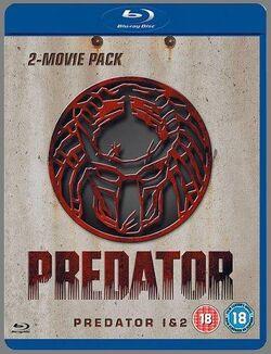 Predator 1&2 Double Pack-Blu-ray
