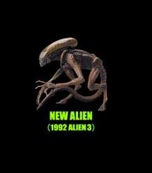 New Alien (Konami)