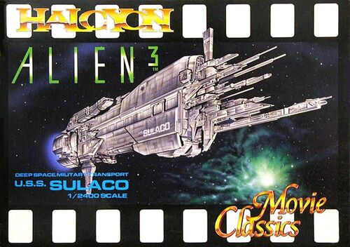 Sulaco Alien 3 kit