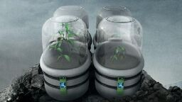Bio-replicator pods