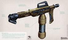 Flamethrower Weyland-Yutani