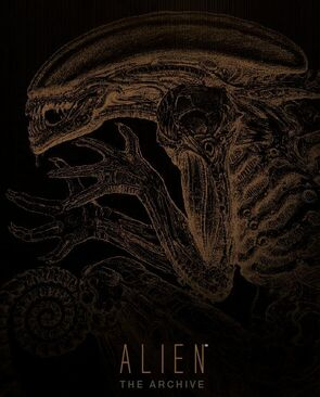 Alien The Archive limited edition