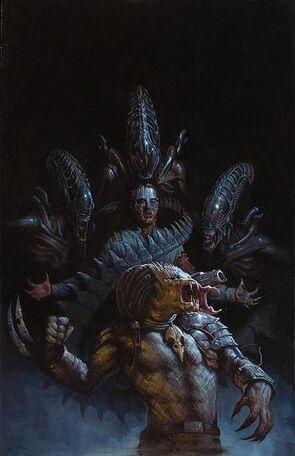 Prometheus comic