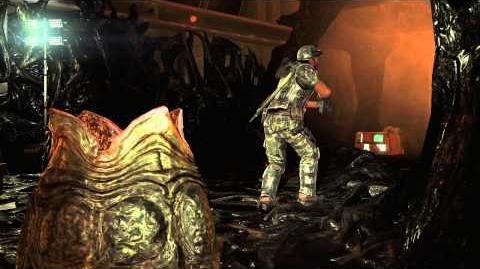 Aliens Colonial Marines - Kick Ass Trailer
