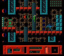 Alien 3 NES3