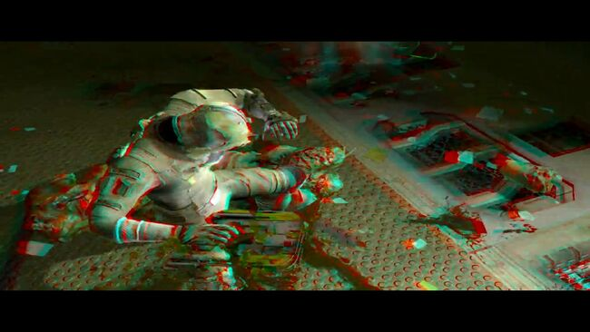 Dead Space in 3D (RedCyan) (2)