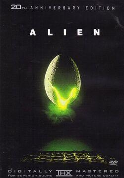Alien 20th Anniversary Edition