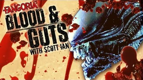 ALIENS with ADI - Bonus Scene - Blood and Guts with Scott Ian