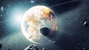 Nakaris Ikh Khorig Asteroid Belt