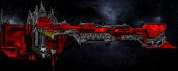 Crimson Death Gloriana-class Battleship