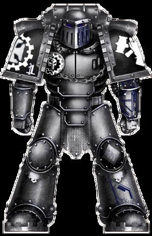 MKIII Templar Of Iron