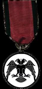 NI Medal of Resistance