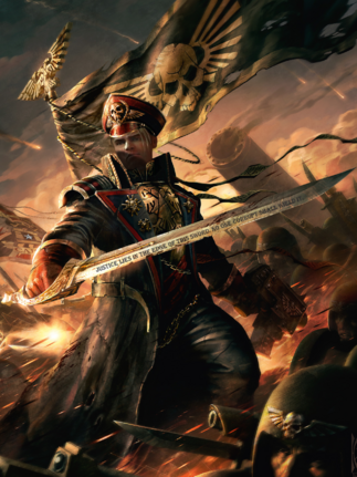 Colonel-Commissar Alistair