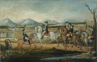Grand Marshal Washington