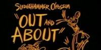 "Sledgehammer O'Possum: ""Out and About"""