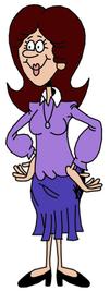 Ms Raincoat
