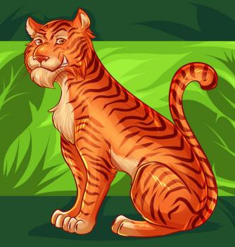 File:How-to-draw-a-cartoon-tiger-tutorial-drawing.jpg