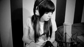 """Me Singing - """"It Will Rain"""" by Bruno Mars - Christina Grimmie Cover-0"""