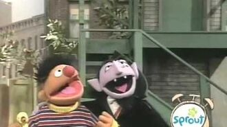 "Sesame Street -3909 - ""Be the Count"""