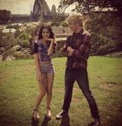 Laura and ross