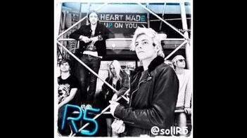 R5 - Heart Made Up On You (Full EP)