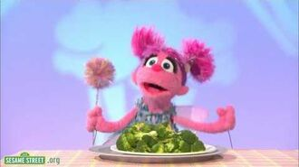 Sesame Street- Hurray-Hurrah For Broccoli