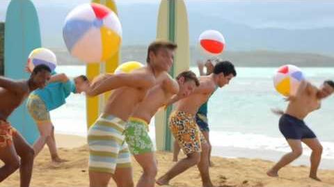 Surf Crazy - Music Video - Teen Beach Movie