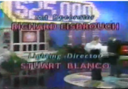 $25,000 Sign in Wheel Credits 1993